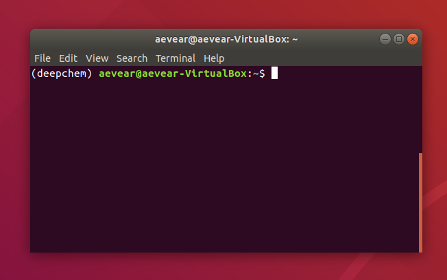 Terminal Load Screen